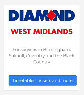 Diamond Bus West Midlands
